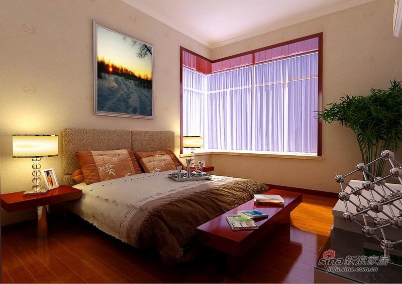 简约 三居 卧室图片来自用户2737786973在我的专辑427070的分享