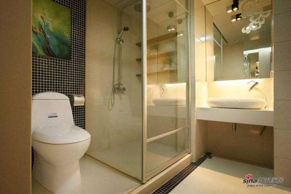卫生间简约设计