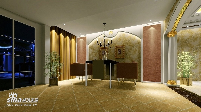 简约 三居 客厅图片来自用户2558728947在天和景园户型设计77的分享