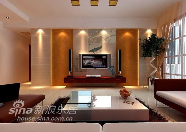 简约 三居 客厅图片来自用户2738093703在茉莉园清爽舒适家园35的分享