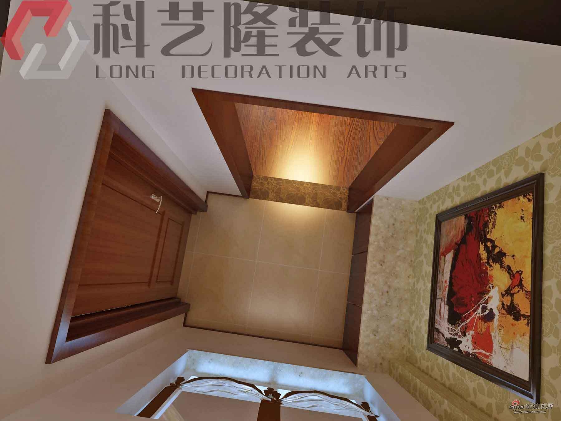 简约 跃层 卧室图片来自用户2738829145在12万装142平开放简约阁楼36的分享