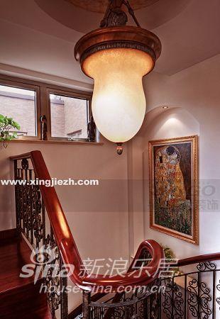 欧式 复式 楼梯图片来自用户2745758987在万科四季花城30的分享