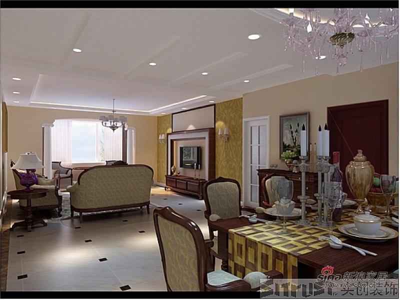 欧式 四居 客厅图片来自用户2745758987在我的专辑176618的分享