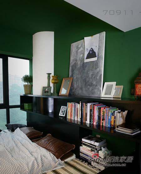 卧室 高富帅 宜家 屌丝图片来自用户2772840321在22款舒适卧室装修 宅家族的窝心体验的分享