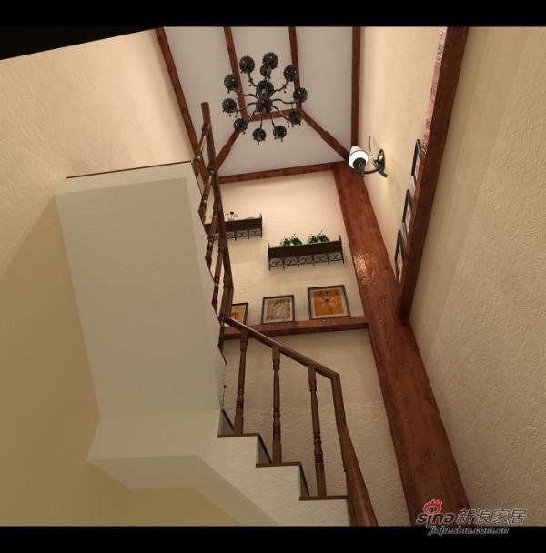 楼梯间暖气管的设计