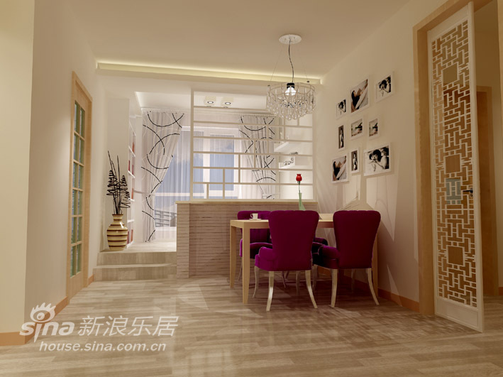 简约 二居 餐厅图片来自用户2737735823在首开知语城90的分享