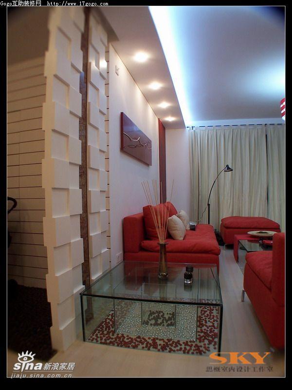 简约 复式 卧室图片来自用户2739378857在时尚风向标—红黑白演绎二26的分享