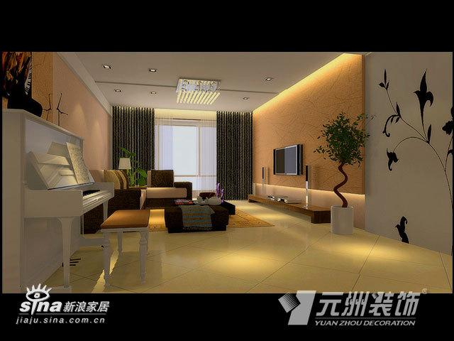 简约 二居 客厅图片来自用户2739153147在第七街区92的分享