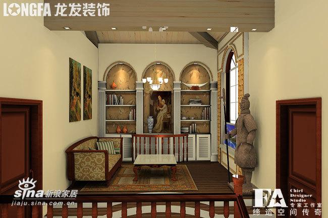 欧式 别墅图片来自用户2757317061在简欧风格--红勘领世郡63的分享