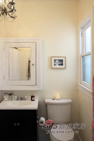 简约 一居 卫生间图片来自用户2738093703在女强人的波西米亚自由公寓21的分享