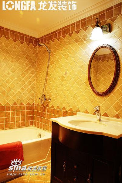 欧式 三居 卫生间图片来自用户2746953981在东尚样板间实景70的分享