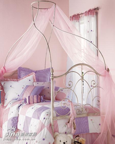 欧式 一居 卧室图片来自用户2746889121在极其漂亮卧室73的分享