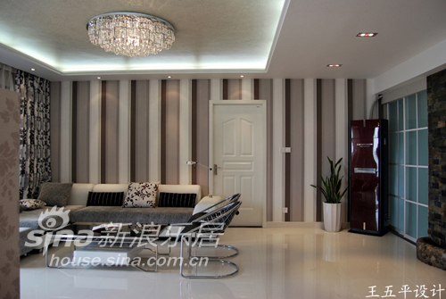 简约 三居 客厅图片来自用户2738820801在《素居》55的分享