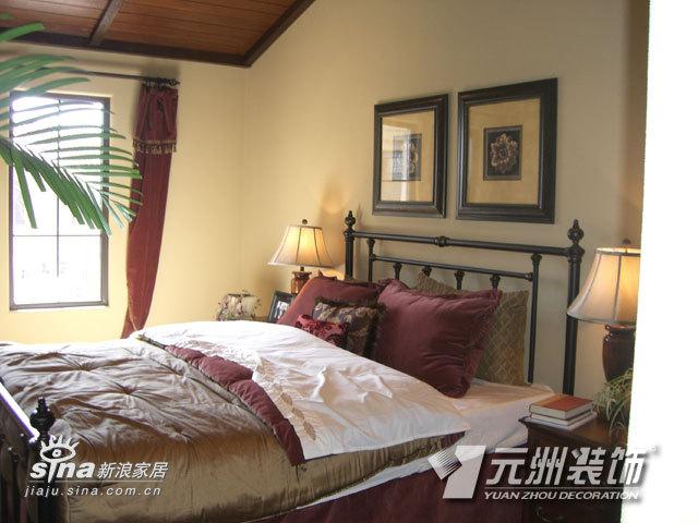 欧式 别墅 卧室图片来自用户2746889121在雪梨奥乡17的分享
