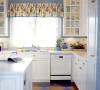这样的厨房是不是让做饭变成一种享受?