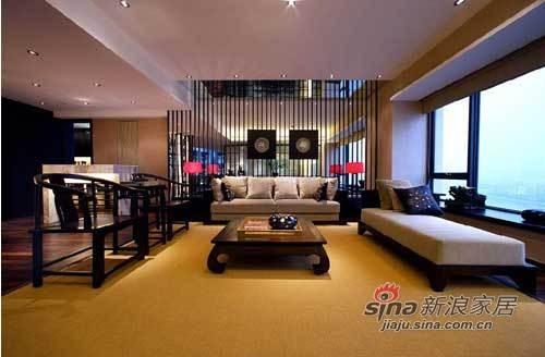 广州金海湾中式样板房