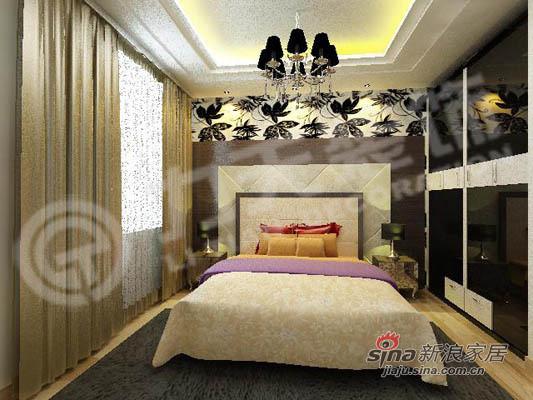 简约 三居 卧室图片来自阳光力天装饰在质朴生活、惬意人生49的分享