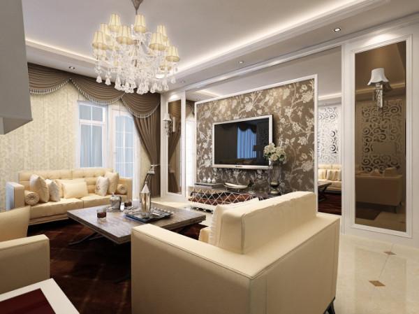 时尚温馨的现代简约的家居