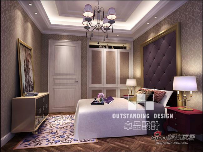 欧式 其他 卧室图片来自用户2746953981在东铂海德公馆售楼处与样板间77的分享