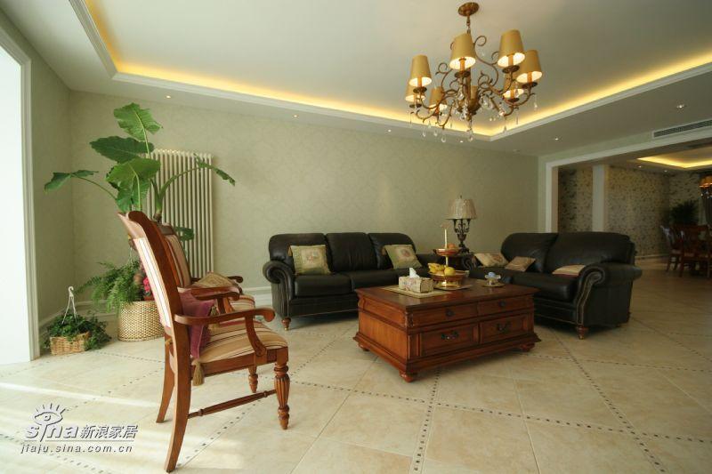 欧式 别墅 客厅图片来自用户2757317061在紫金长安29的分享