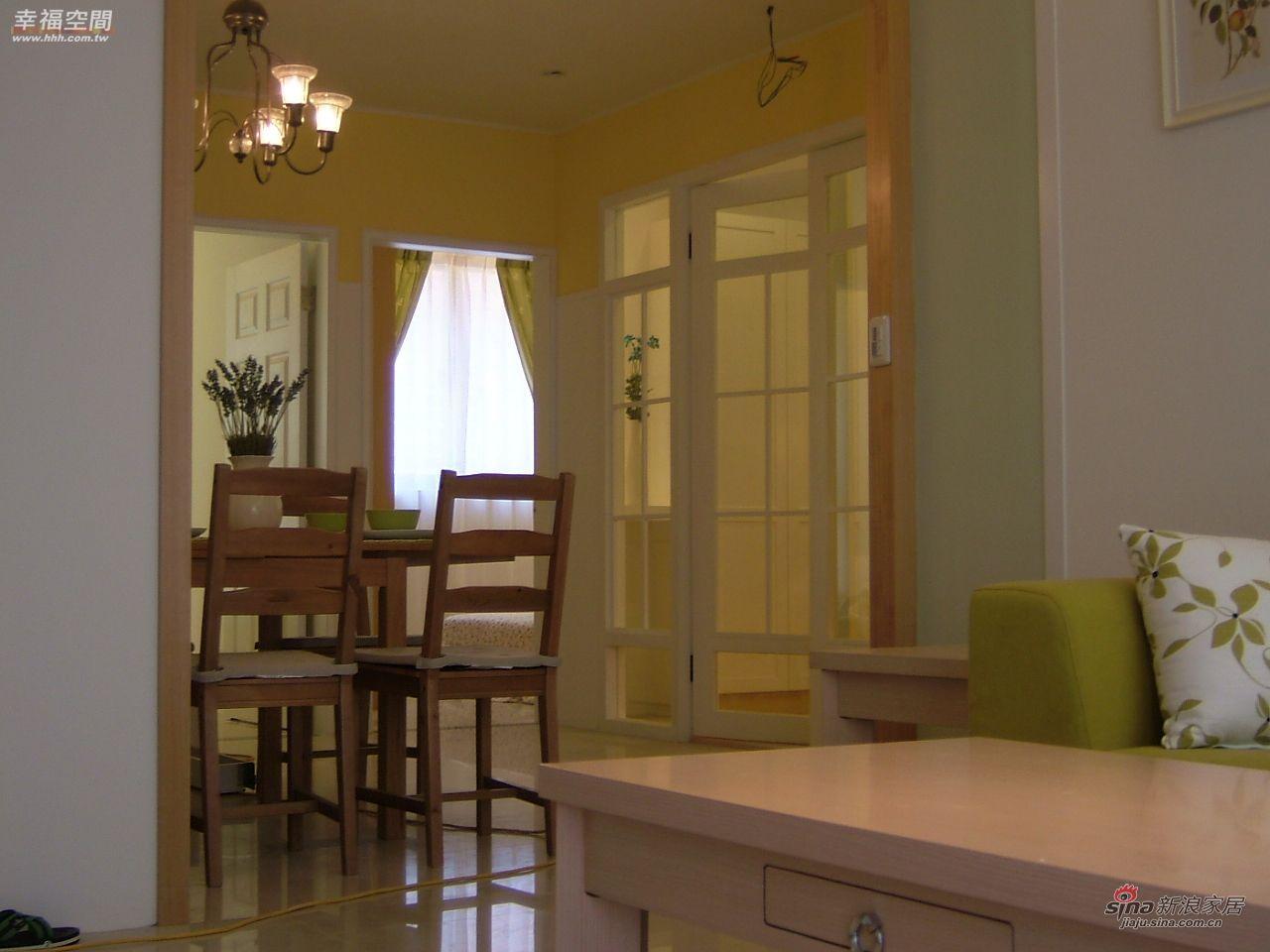 田园 三居 客厅图片来自幸福空间在2.9万浪漫英国风90平优雅98的分享