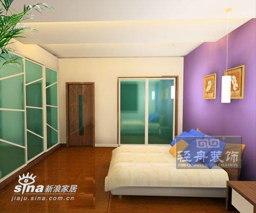 简约 三居 卧室图片来自用户2557979841在金钻广场户型A15楼34的分享