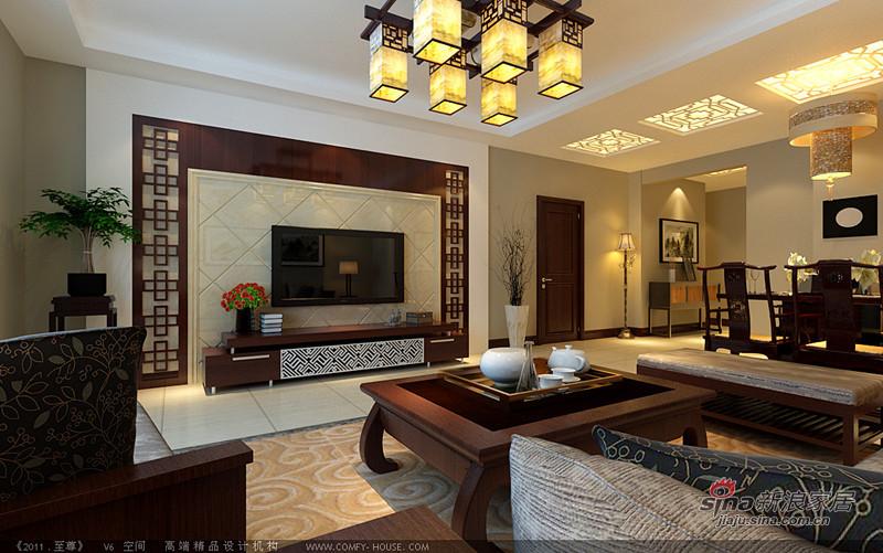 中式 三居 客厅图片来自用户1907658205在我的专辑486826的分享