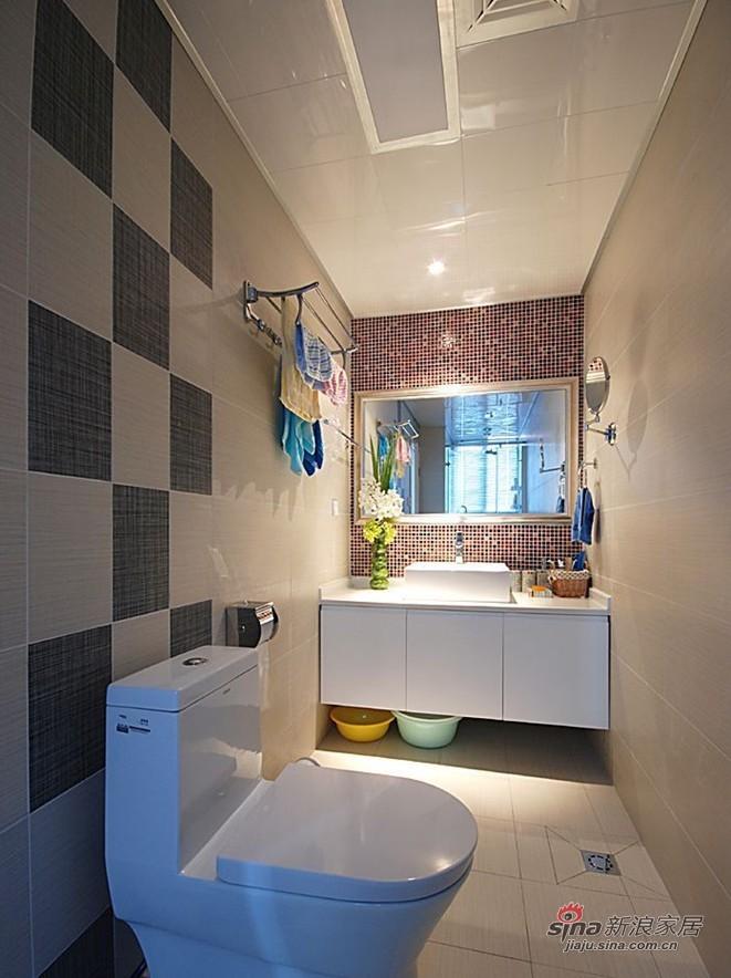 简约 三居 卫生间图片来自用户2738820801在12万两房一厅可爱温馨三口之家91的分享