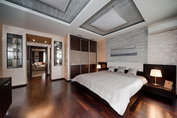 简约 三居 卧室图片来自用户2557979841在9万打造140平米3居室简约温馨21的分享