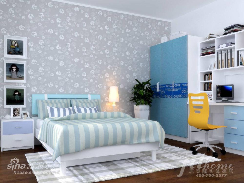 简约 三居 儿童房图片来自用户2745807237在淡室雅居的完美生活56的分享