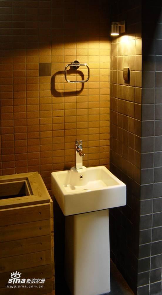 简约 别墅 卫生间图片来自用户2556216825在慧谷根源12的分享