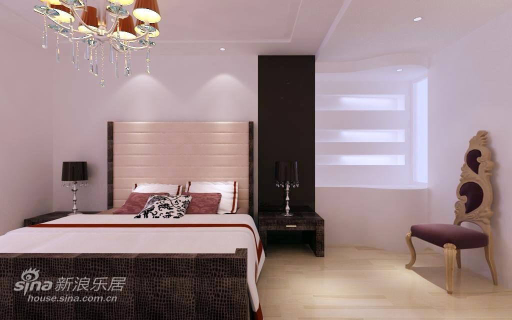 简约 别墅 卧室图片来自用户2738829145在混搭也不失大气风度17的分享