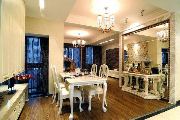 欧式 三居 厨房图片来自用户2557013183在企业高管30万精装200平米简欧美家51的分享