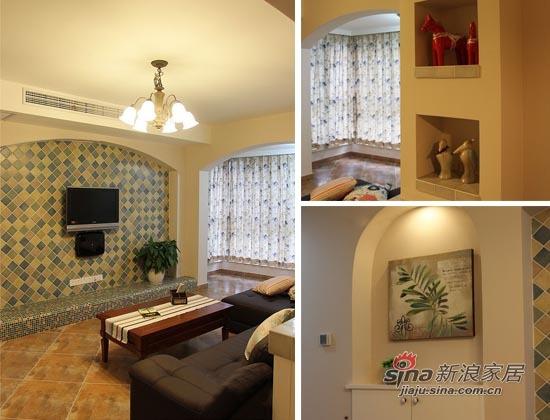 田园 二居 客厅图片来自用户2737946093在我的专辑142432的分享