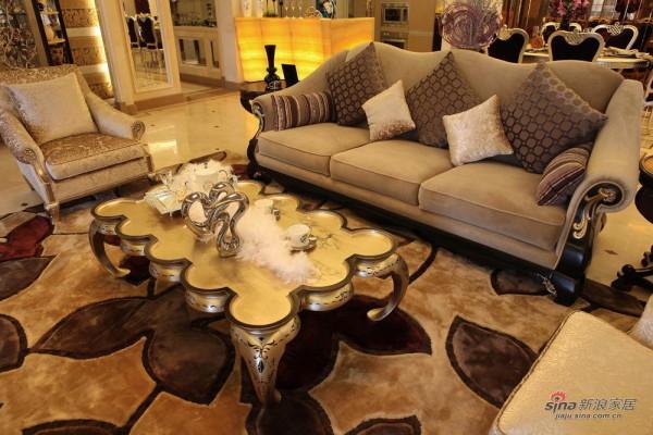 简约 三居 客厅图片来自用户2738820801在152平中海金沙湾示范单位25的分享