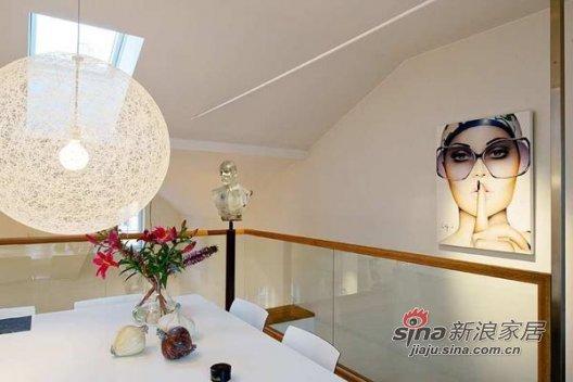 其他 复式 餐厅图片来自用户2557963305在时尚魔女教主的惬意复式居55的分享