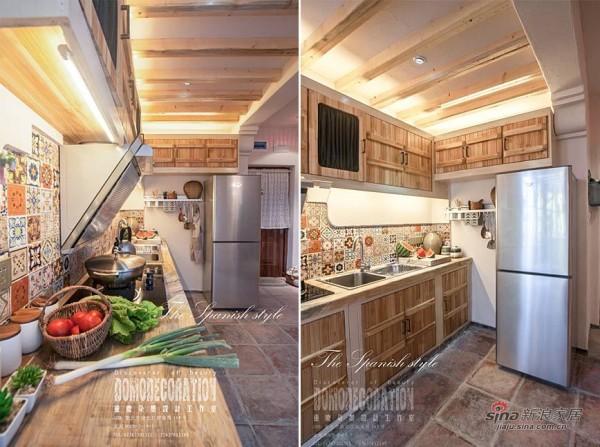 有爱心的厨房