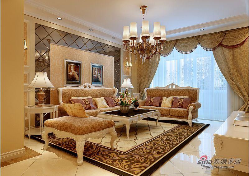 欧式 二居 客厅图片来自用户2746869241在我的专辑905807的分享