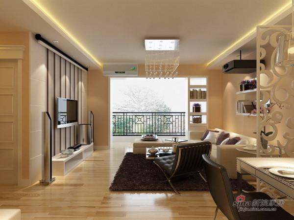 改造后-客厅设计