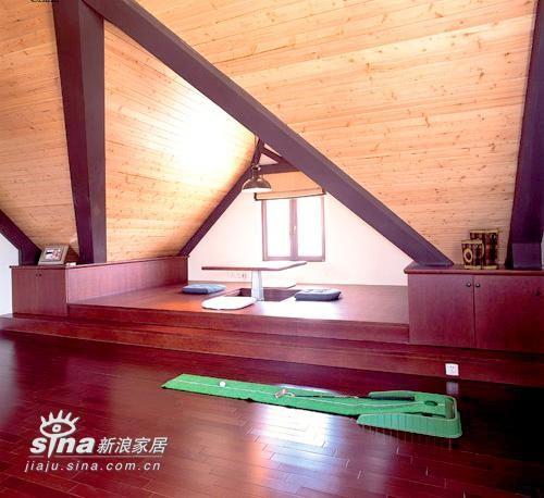其他 别墅 书房图片来自用户2558746857在经典英式样板房 弥漫沉静悠闲生活空间感88的分享