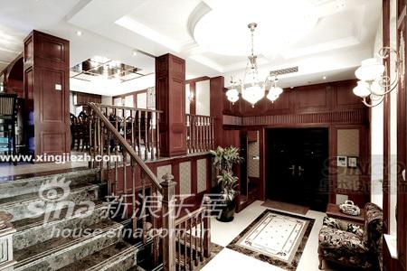 欧式 别墅 楼梯图片来自用户2746869241在欧洲阳光花城50的分享
