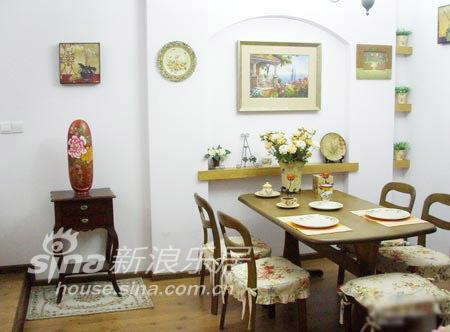 田园 二居 餐厅图片来自用户2737946093在简约田园56的分享