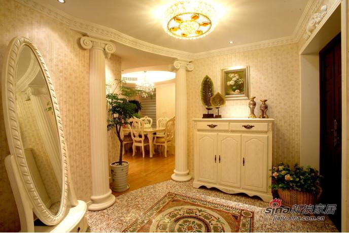 美式 二居 客厅图片来自用户1907685403在经验谈!80后小夫妻120平米家的装修分享11的分享