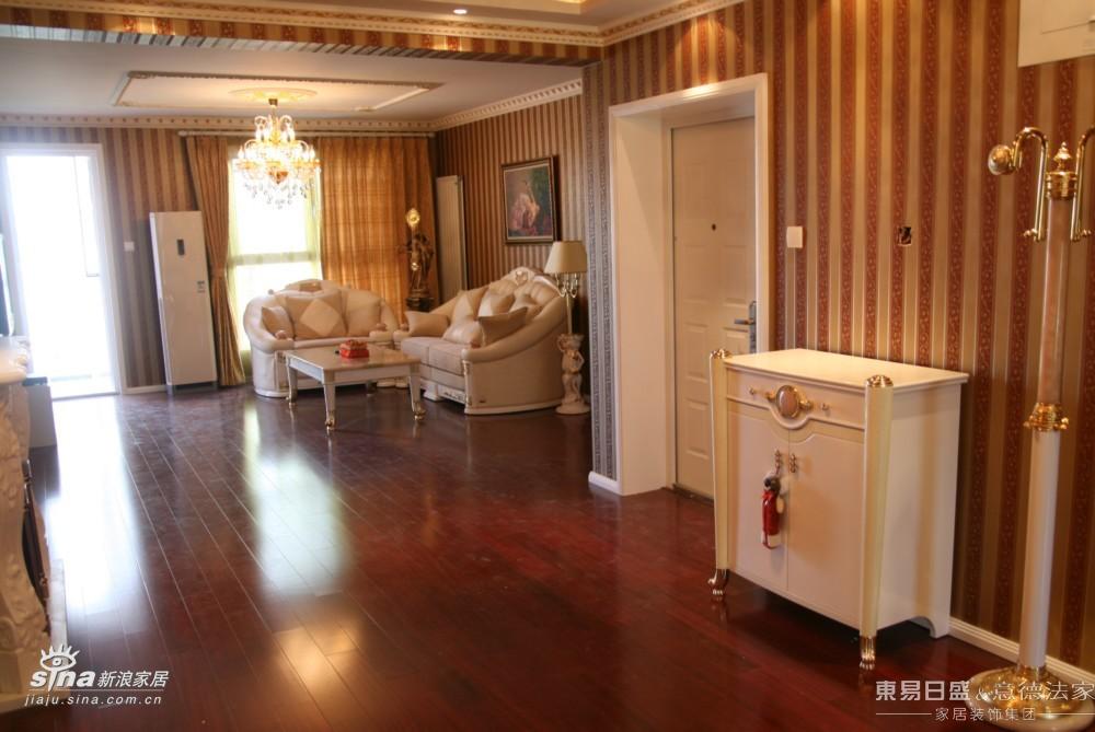 简约 三居 客厅图片来自用户2557979841在东易日盛-顺驰领海92的分享