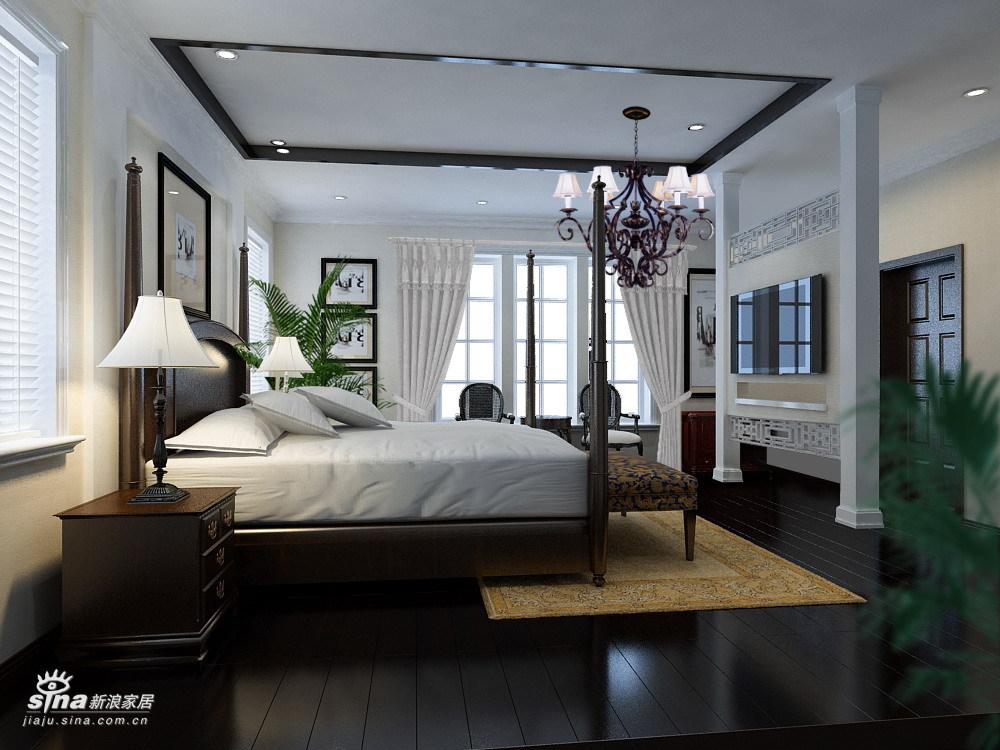 简约 三居 卧室图片来自用户2739081033在魏玛设计师95的分享