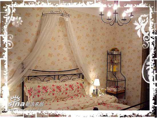 简约 二居 卧室图片来自用户2738813661在时尚清雅韩式家居97的分享