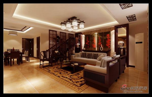 中式风格客厅厅设计