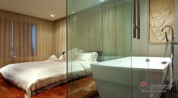 简约 一居 卧室图片来自用户2737735823在辛苦5个月装修60平简约小家72的分享