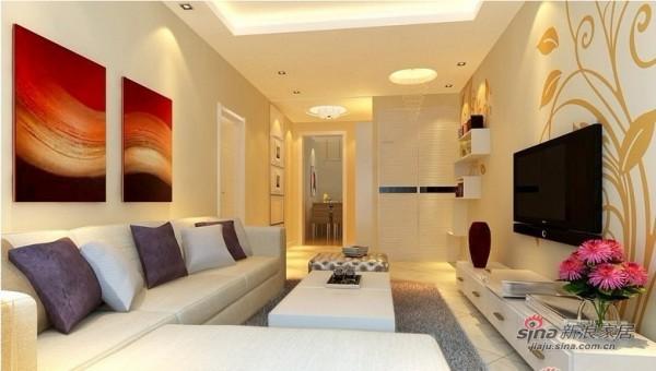 简约 三居 客厅图片来自用户2738093703在7万演绎120平清新靓丽时尚灵动家居98的分享