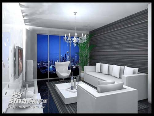 简约 一居 客厅图片来自用户2557010253在阔达装饰中石油与橡树湾设计效果图47的分享